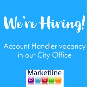 New Job Vacancy: Account Handler in our City Office
