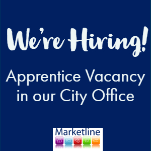 We're Hiring an Apprentice/Trainee Account Handler in our City Office