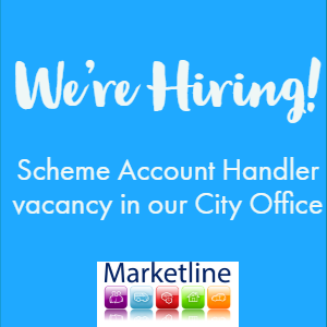 We're Hiring a Scheme Account Handler in our City Office